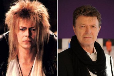 David Bowie The Goblin King